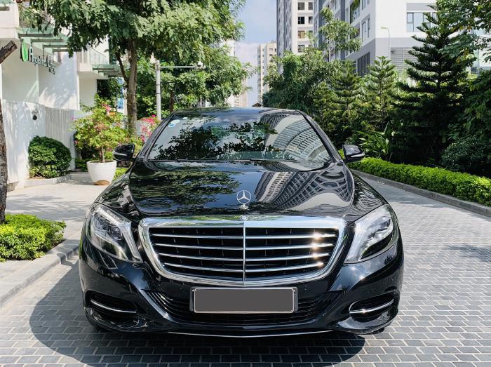 Mercedes Benz S400 sx 2014  Full Option: Âm thanh Burmester - Cửa hit - Nâng hạ gầm - Giảm xóc hơi - Cốp điện - Đá cốp - Cửa sổ trời Panorama ...vv