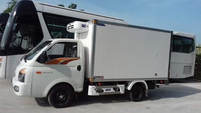 Xe tải nhỏ 1,5 tấn Hyundai Porter