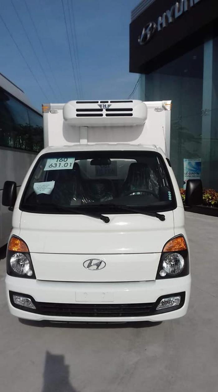 Xe tải nhỏ 1,5 tấn Hyundai Porter 2