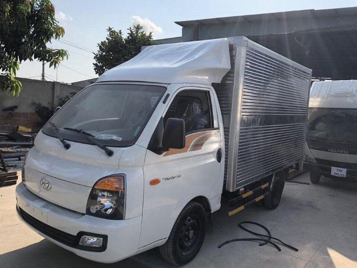 Xe tải nhỏ 1,5 tấn Hyundai Porter 4