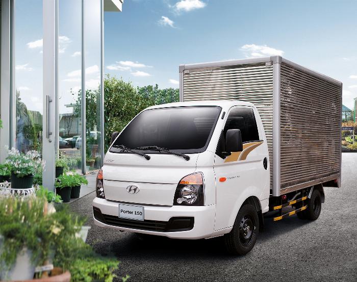 Xe tải nhỏ 1,5 tấn Hyundai Porter 6