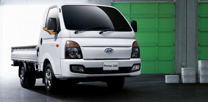 Xe tải nhỏ 1,5 tấn Hyundai Porter 7