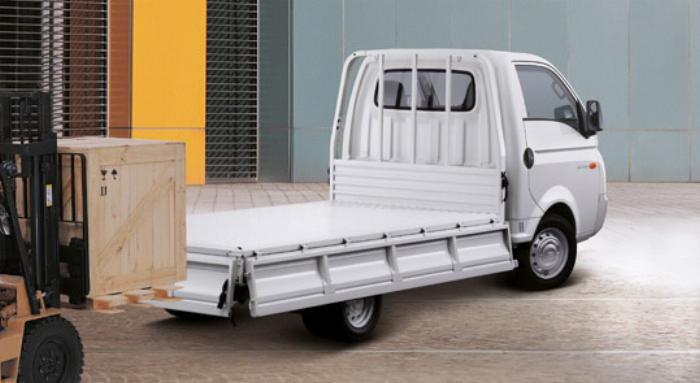 Xe tải nhỏ 1,5 tấn Hyundai Porter 8