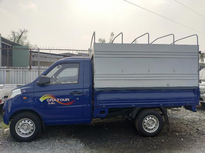 Xe tải nhỏ - Foton 850kg - Thùng bạt