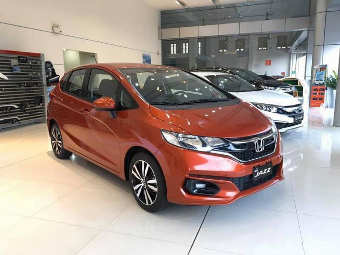 Honda Jazz sản xuất năm