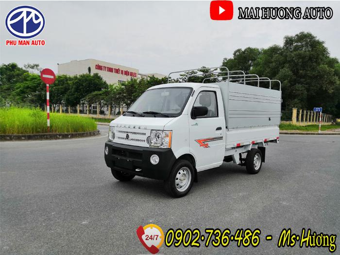 Đánh giá xe tải Dongben 810kg- model 2020