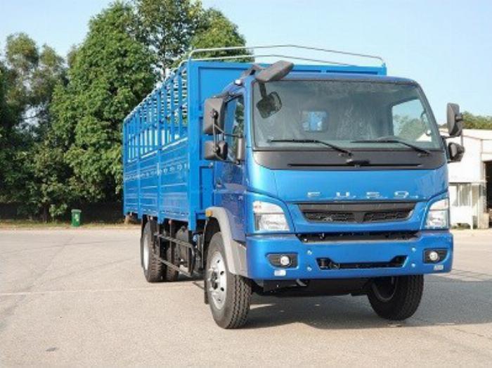 Bán xe tải mitsubishi fuso 8 tấn tại tây ninh thùng dài có trả góp lãi suất ưu đãi 0