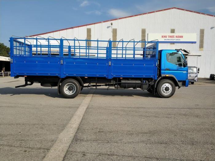 Bán xe tải mitsubishi fuso 8 tấn tại tây ninh thùng dài có trả góp lãi suất ưu đãi 1