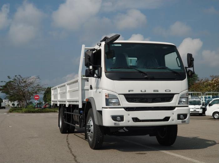 Bán xe tải mitsubishi fuso 8 tấn tại tây ninh thùng dài có trả góp lãi suất ưu đãi 2