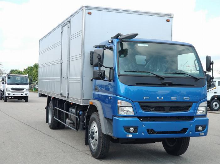 Bán xe tải mitsubishi fuso 8 tấn tại tây ninh thùng dài có trả góp lãi suất ưu đãi 3