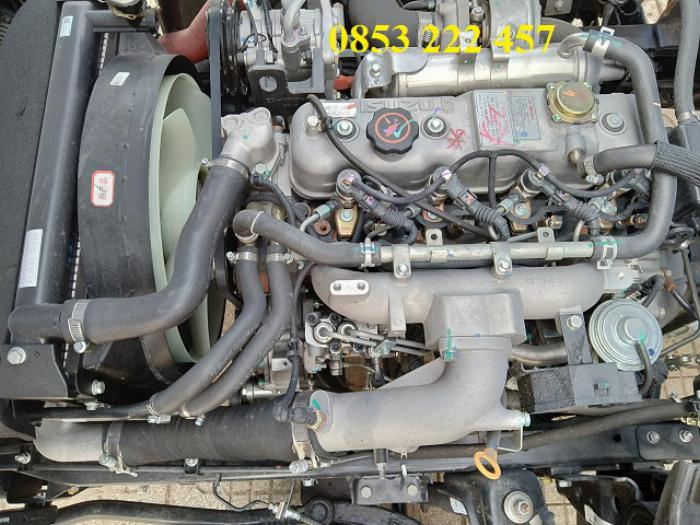 JAC N200 ( 1 TẤN 9) | động cơ isuzu 2.8L| thùng bạt dài 4m3|