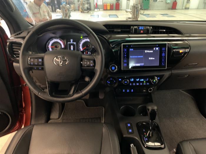 Toyota Hilux 2.8G AT, bảng Full, 2019 - nhập khẩu Thái, giá thương lượng tốt 4