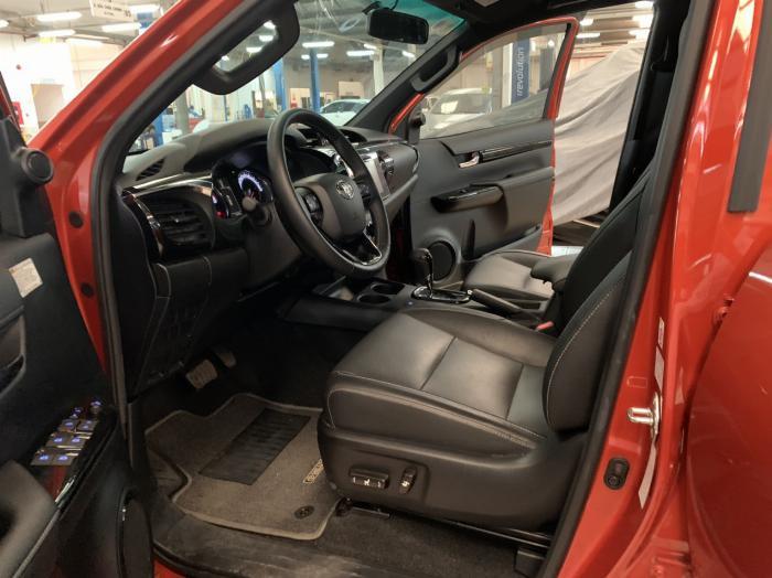 Toyota Hilux 2.8G AT, bảng Full, 2019 - nhập khẩu Thái, giá thương lượng tốt 2