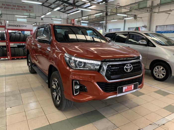 Toyota Hilux 2.8G AT, bảng Full, 2019 - nhập khẩu Thái, giá thương lượng tốt 1