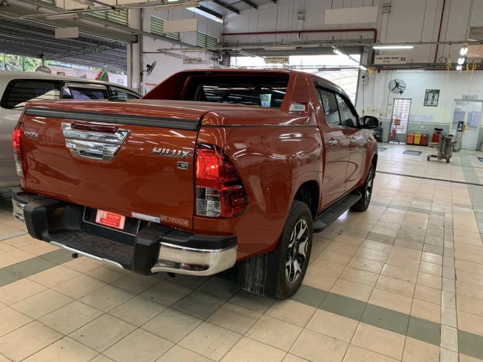 Toyota Hilux 2.8G AT, bảng Full, 2019 - nhập khẩu Thái, giá thương lượng tốt 6
