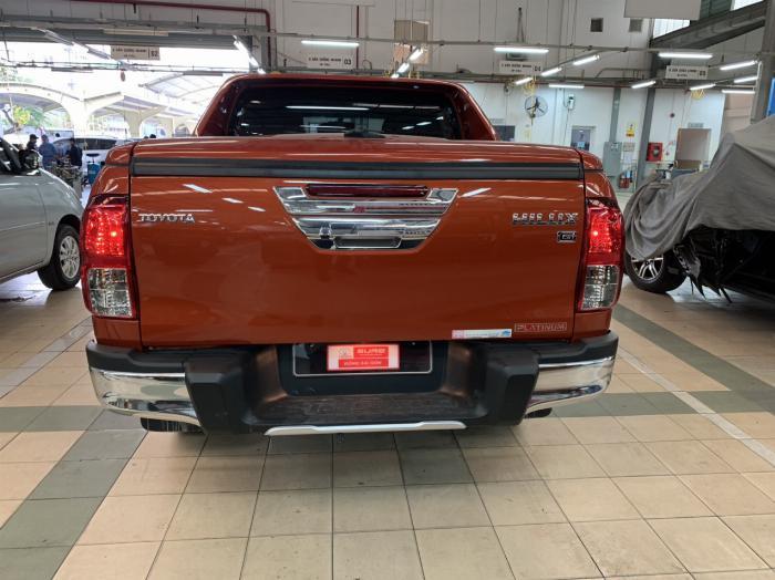 Toyota Hilux 2.8G AT, bảng Full, 2019 - nhập khẩu Thái, giá thương lượng tốt 7