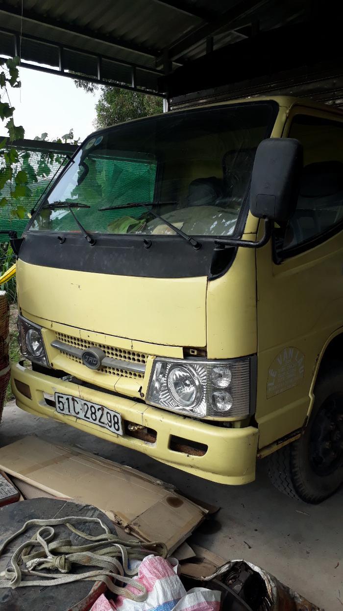 Faw Khác sản xuất năm 2008 Số tay (số sàn) Xe tải động cơ Dầu diesel