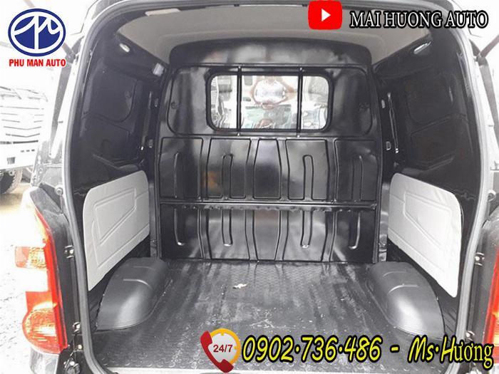 Bảng giá xe tải Van Kenbo 695Kg| 5 chỗ | model 2020