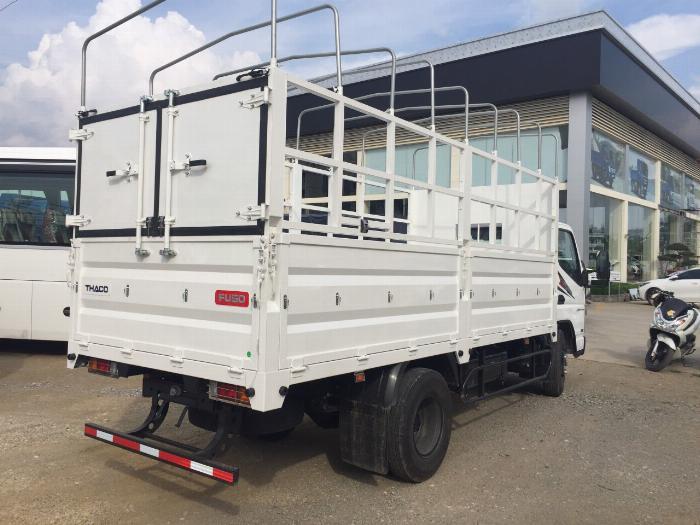 Giá xe Mitsubishi Canter 4,99 , tải trọng 2,1 tấn,  tại Bình Phước - Đắk Nông 2