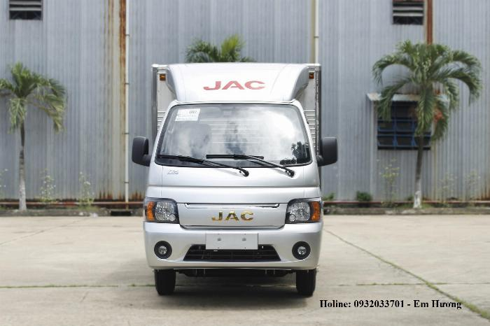 Xe tải JAC 1,25 tấn - Bao vay - Nhận xe ngay