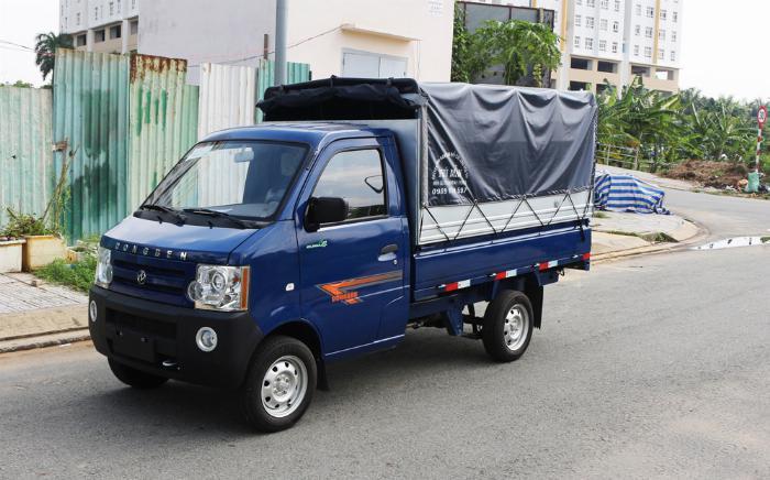 Bán dongben 810kg chở hàng nhẹ chở hoa tết