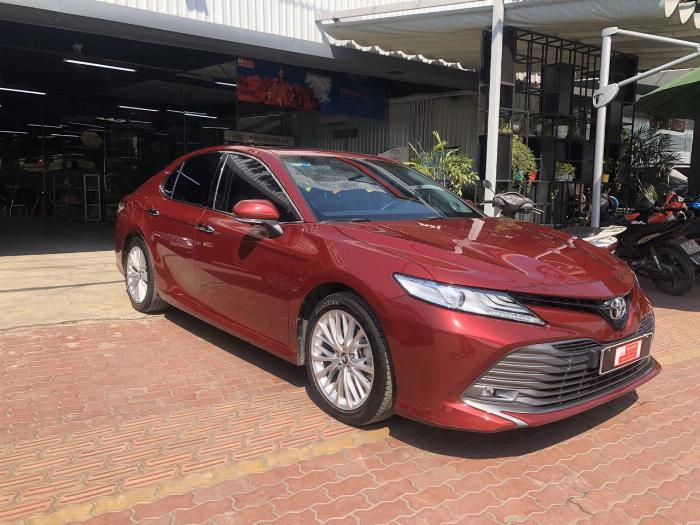 Bán xe Camry 2.5Q sx 2019 nhập Thái Lan giao ngay trong ngày 0