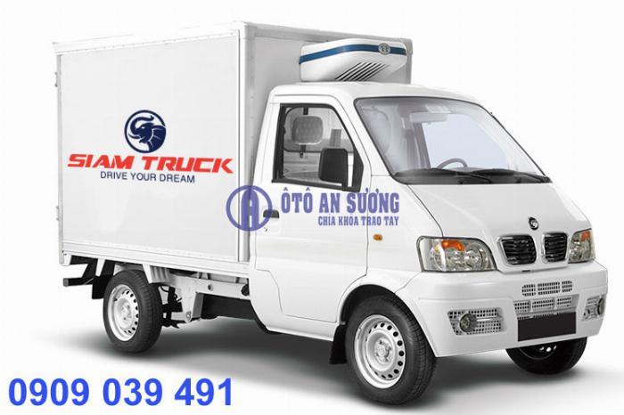 Xe Tải Siam Truck 990kg - Mừng Xuân 2020 Tặng Ngay 20 Triệu