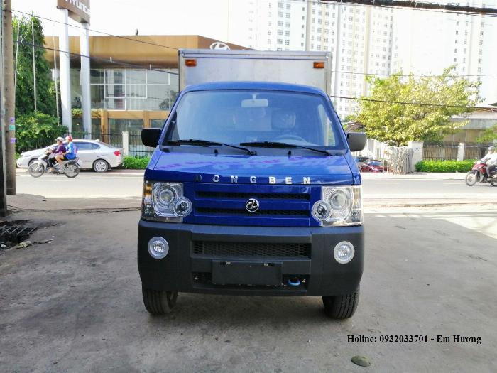Xe tải dongben 810kg - Bao vay - Lì xì đầu năm