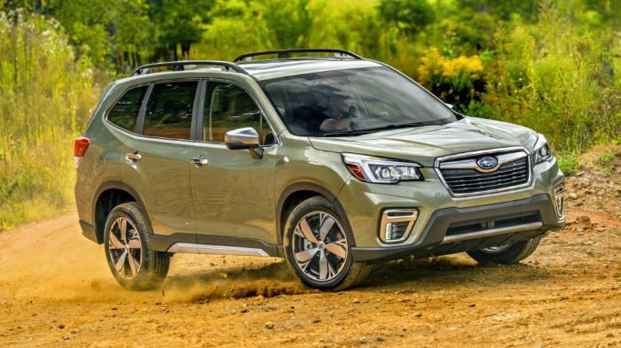 Bán Subaru Forester Hoàn Toàn Mới - Xe Nhập Khẩu Chính Hãng - Bảo Hành 5 Năm - Giá Tốt Cho Khách Hàng 2