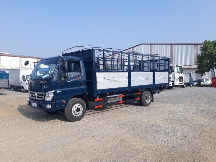 Xe tải 7 tấn Ollin 720 thùng dài 6.2m, trả góp 80%