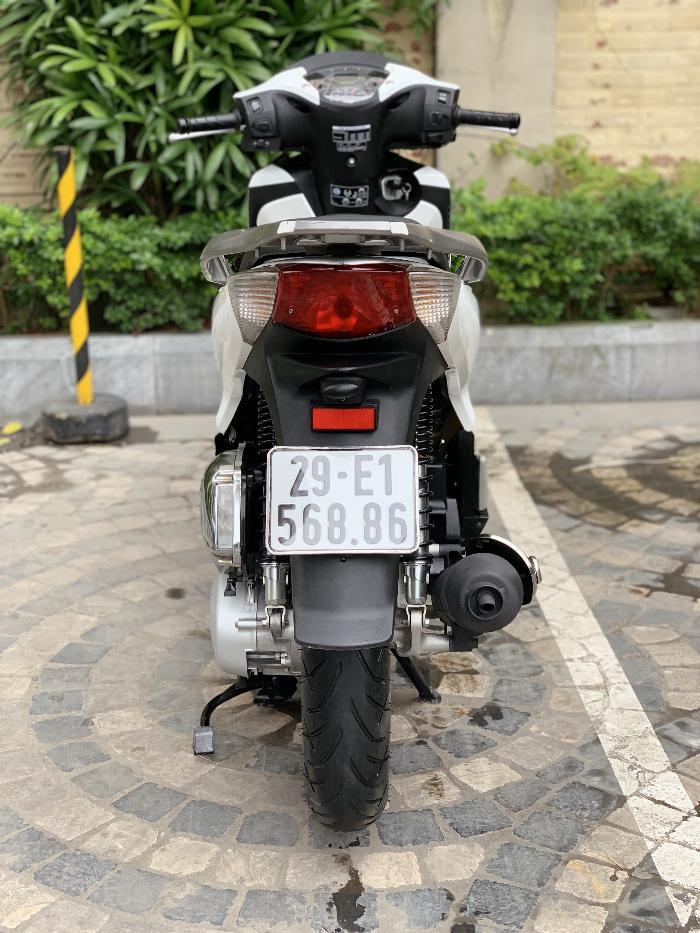 Cần bán SH Việt 150 Full nhập 2014 màu Trắng- Biển siêu Vip