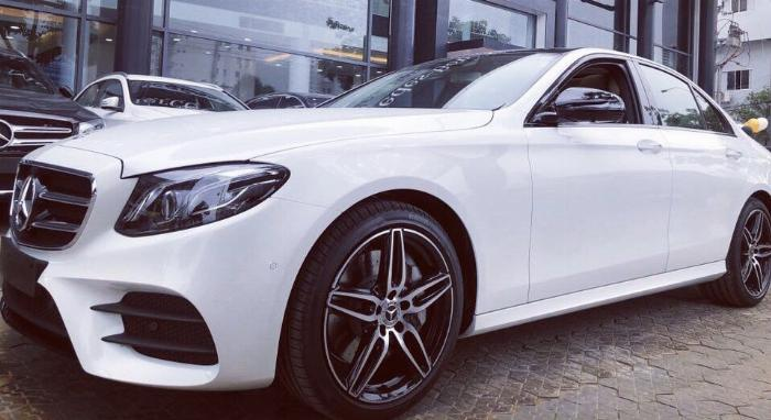 Mercedes E300 Đủ Màu, Ưu Đãi Lên Đến 230 Triệu 2