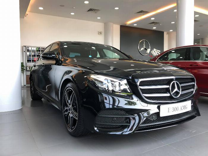 Mercedes E300 Đủ Màu, Ưu Đãi Lên Đến 230 Triệu 24