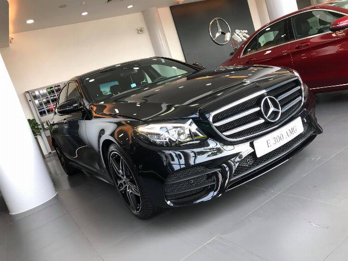 Mercedes E300 Đủ Màu, Ưu Đãi Lên Đến 230 Triệu 20