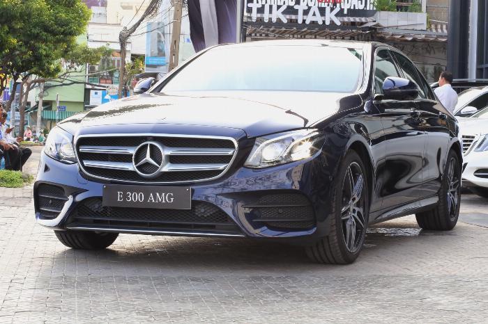 Mercedes E300 Đủ Màu, Ưu Đãi Lên Đến 230 Triệu 13