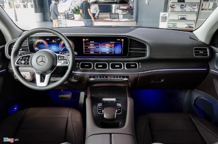 Mercedes-Benz GL450 sản xuất năm 2019 Số tự động Động cơ Xăng
