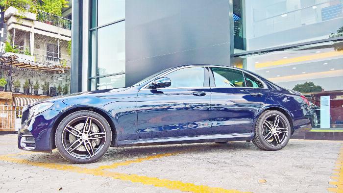 Mercedes E300 Đủ Màu, Ưu Đãi Lên Đến 230 Triệu 16