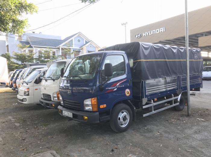 New mighty N250 SL Mui bạt, 2019, Nhập ckd, 2t4 0