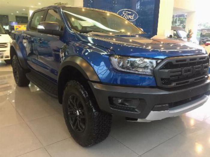 Xe bán tải: Ford Ranger 11.783 chiếc