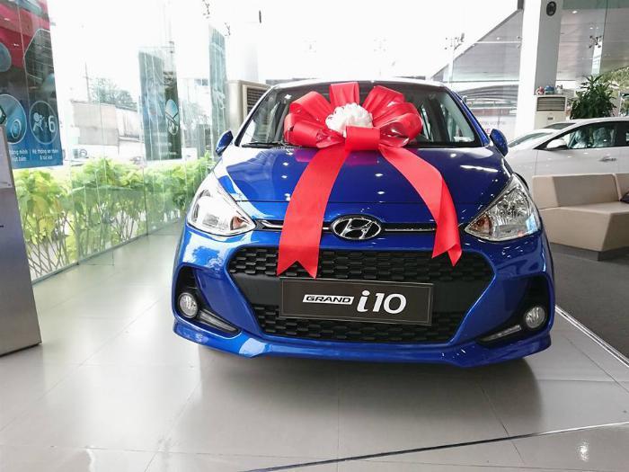 Xe hạng A: Hyundai i10 16.126 chiếc