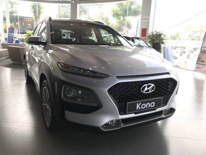 Xe CUV cỡ nhỏ: Hyundai Kona 6147 chiếc