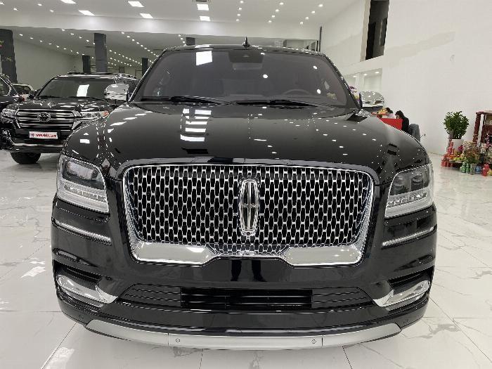Lincoln Navigator sản xuất năm 2019 Số tự động Động cơ Xăng