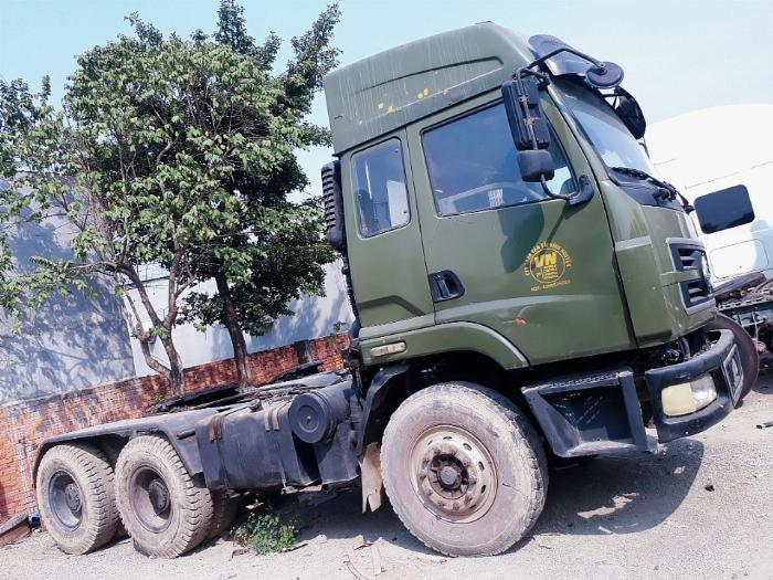 Dongfeng Khác sản xuất năm 2008 Số tự động Xe tải động cơ Dầu diesel