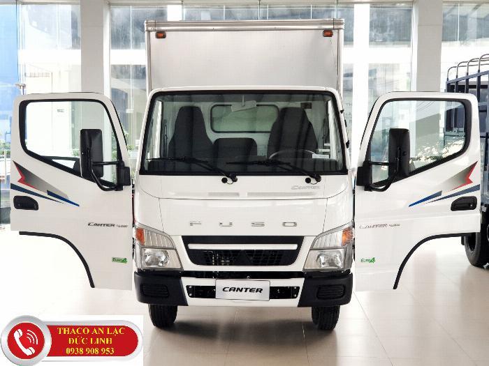 Xe tải Mitsubishi Fuso tải trọng 1,9 tấn. Nhập khẩu Nhật Bản