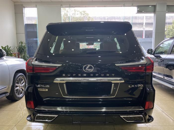 Bán Lexus LX570 Autibiography MBS 2020,4 Chỗ,4 ghế Massage,siêu vip,giá tốt . 2