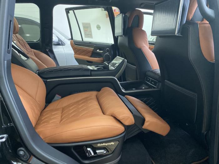 Bán Lexus LX570 Autibiography MBS 2020,4 Chỗ,4 ghế Massage,siêu vip,giá tốt . 6