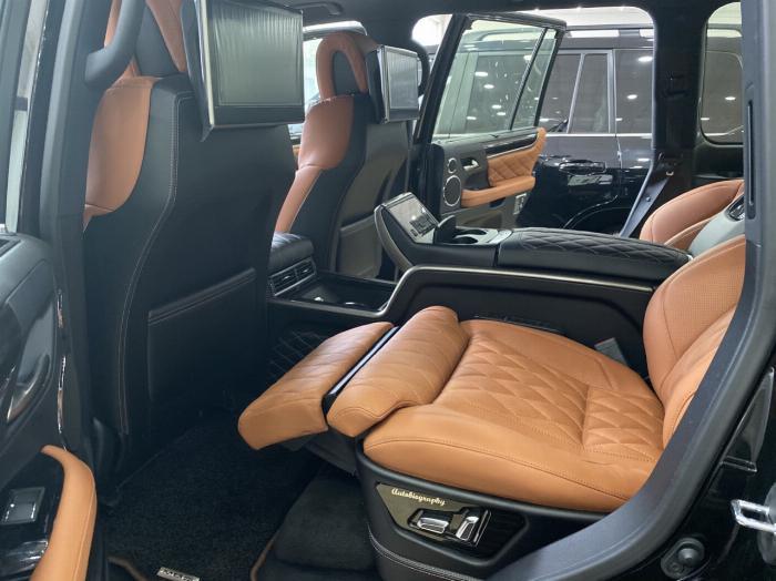 Bán Lexus LX570 Autibiography MBS 2020,4 Chỗ,4 ghế Massage,siêu vip,giá tốt . 7