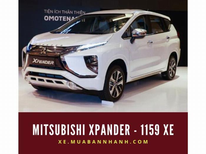 Mitsubishi Xpander - 1.159 xe