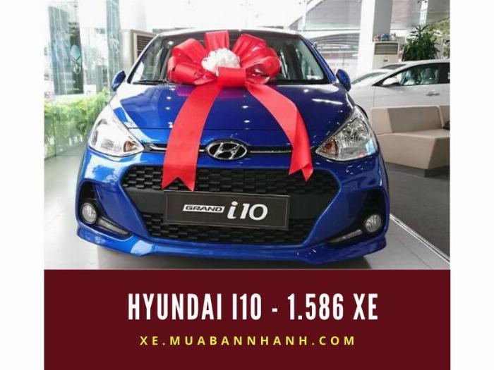 Hyundai i10 - 1.586 xe