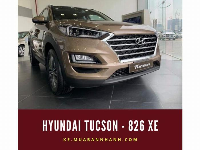Hyundai Tucson - 826 xe